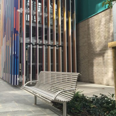 stainless steel seat bench, stainless steel street furniture