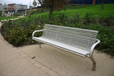 CL001 stainless steel seat