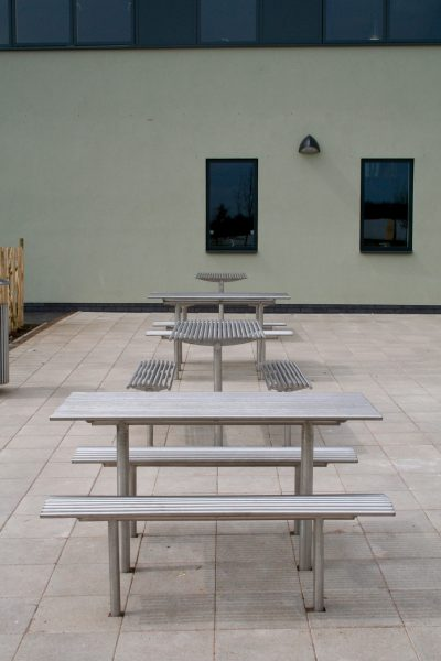 Baseline BL025 stainless steel picnic set