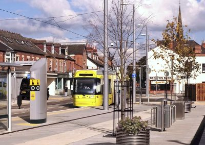 The Tramlink, Beeston