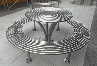 New baseline stainless steel picnic set. 316 stainless steel