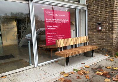 Exeter seat from benchmark design ltd