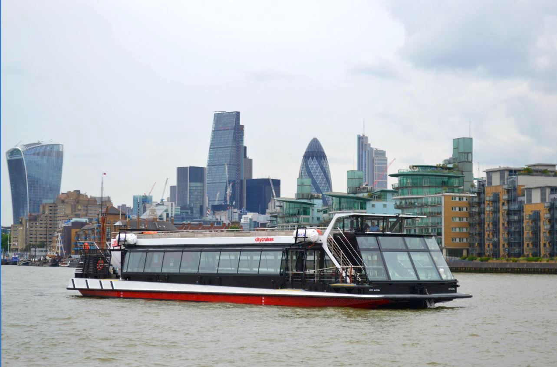 City Alpha River Thames