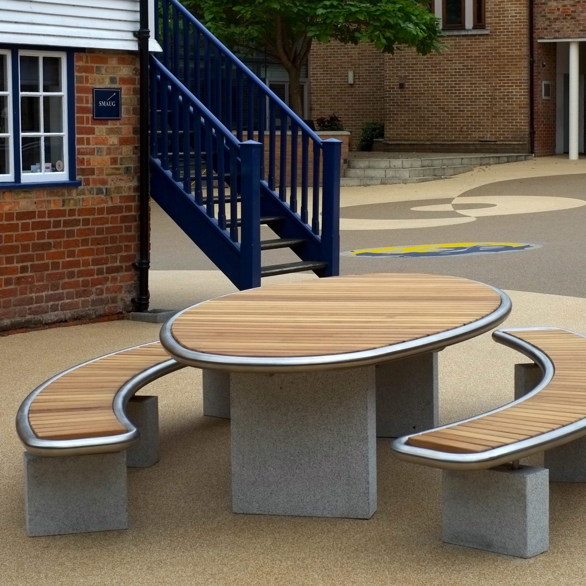 Benchmark Street Furniture Design And Manufacture Uk