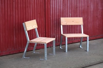 Single outdoor seats