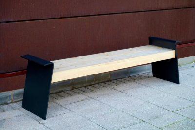 modern street furniture