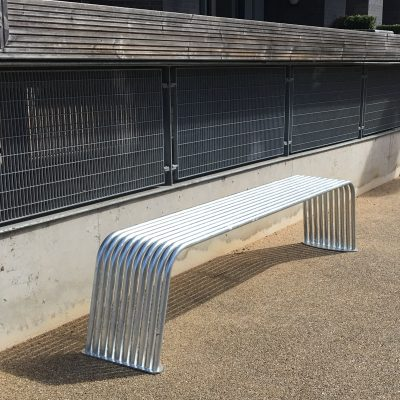 new coordinated baseline product from benchmark street furniture