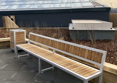 Benchmark street furniture - Campus Seat