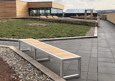Benchmark street furniture - Ikea Greenwich